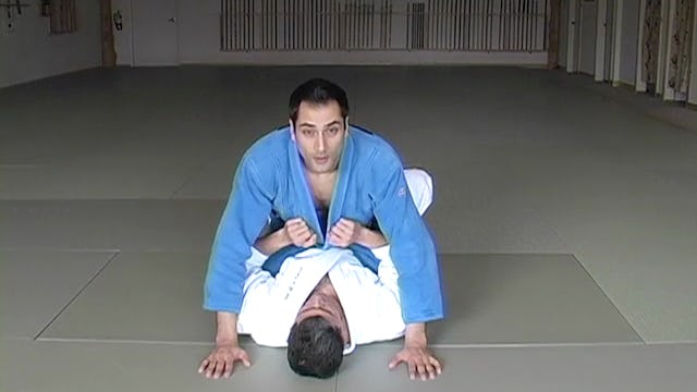 Blue Belt: Armlocks