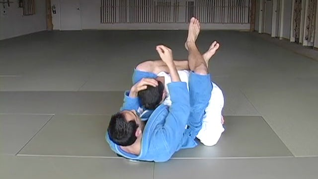 Blue Belt: Chokes