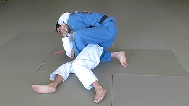 Blue Belt: Headlock Escapes