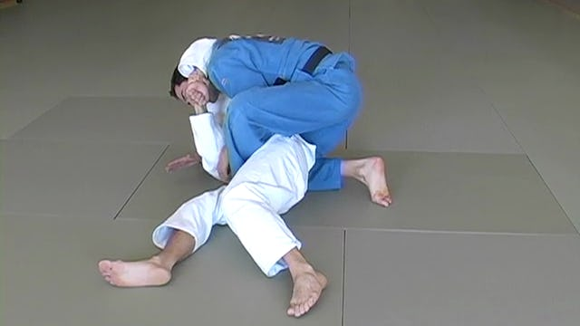 Blue Belt: Headlock Escapes