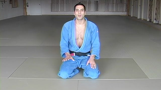 Blue Belt: Passing the Guard