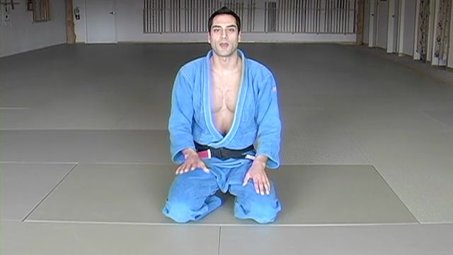 Blue Belt: Passing the Guard