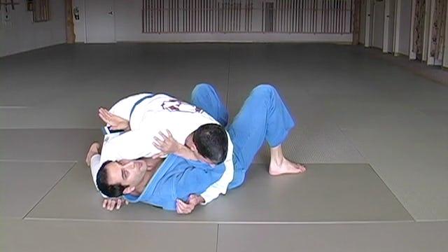Blue Belt: Sidemount Escapes