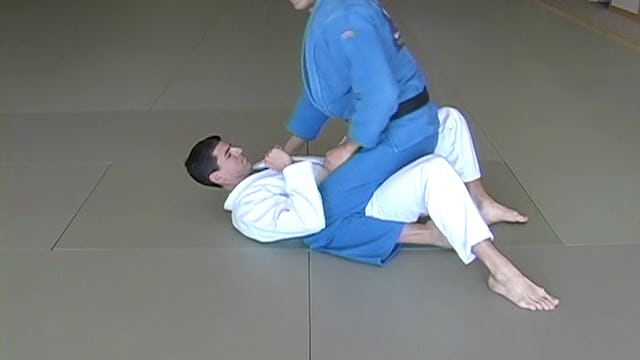 Blue Belt: Sweeps