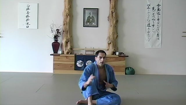 Blue Belt: Ukemi