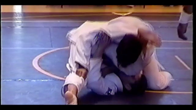 Blue Belt: US Open 1998
