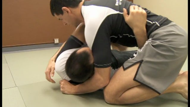 No Gi: Sidemount Escapes