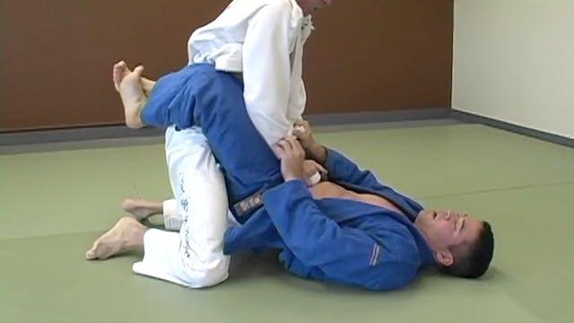 Purple Belt: James and Brad