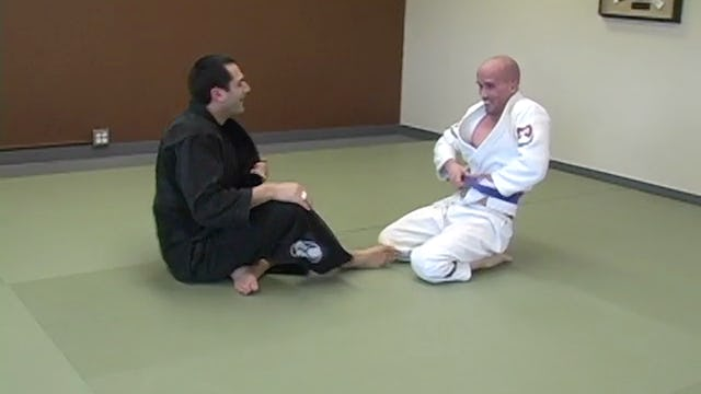 Purple Belt: Jimmy and Roy