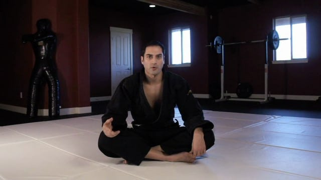 White Belt: Braziian Jiu Jitsu