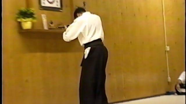 White Belt: Seibukan Nidan