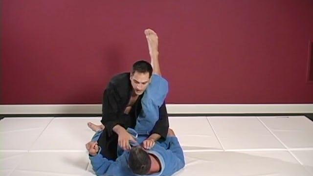 Purple Belt: Guard Passing Concepts