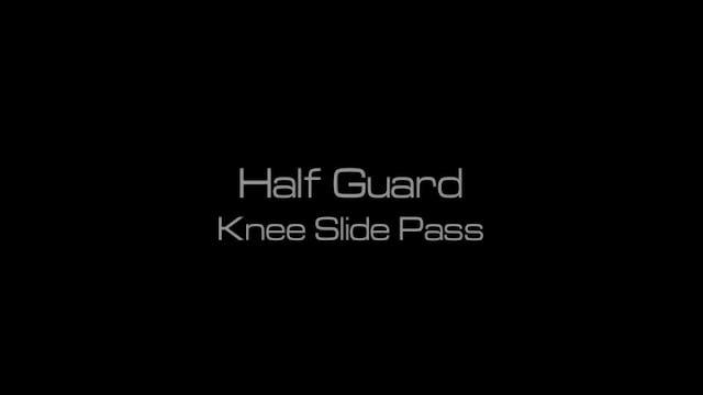 Purple Belt: Half Guard Strategies