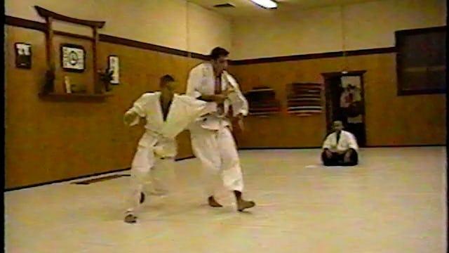 Wristlock: Aikido Shodan