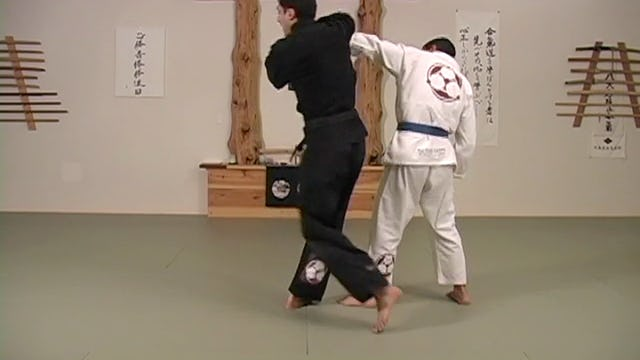 Wristlock: Nikyo