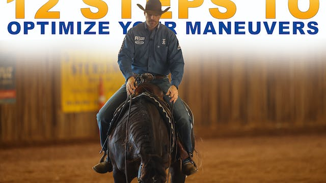 12 Key Steps to Optimizing Your Maneuvers