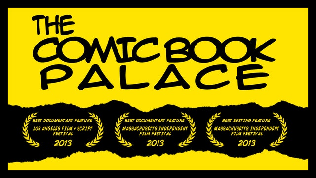 The Comic Book Palace (full video-only)