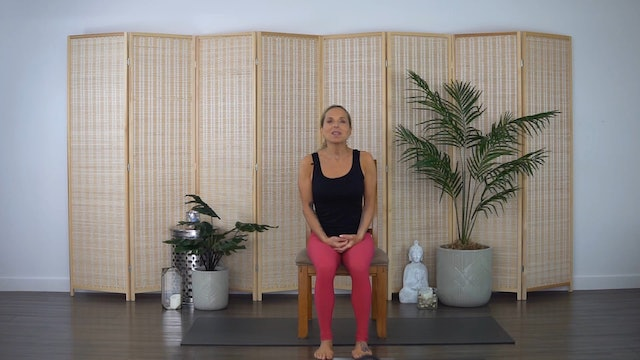 Chair Pilates (Limited Mobility)