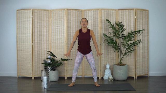 Standing Lower Body