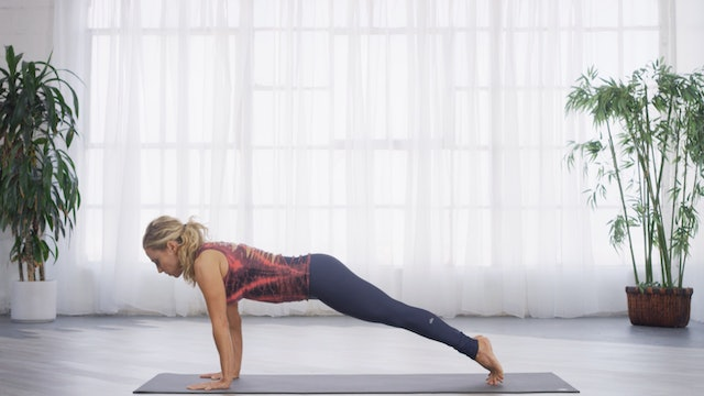 Burn and Breathe Yoga
