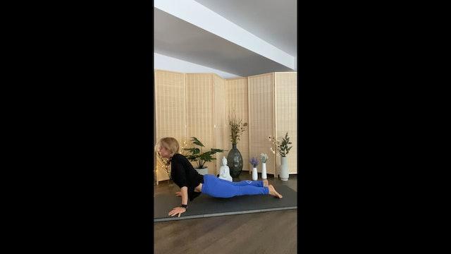 Quarantine Yoga Flow