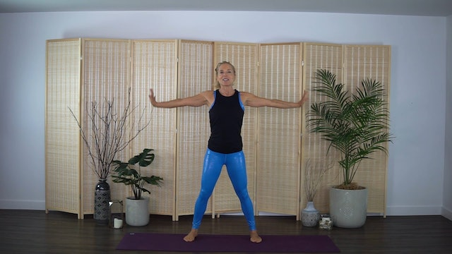 5- Minute No-Weight Arm Toning