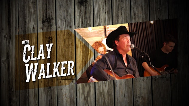 Songs & Stories with Clay Walker