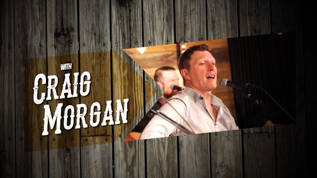 Songs & Stories with Craig Morgan