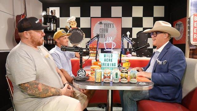 Trey's Chow Down Live, Episode 160, w...