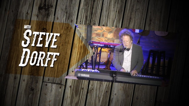 Songs & Stories with Steve Dorff