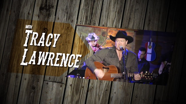 Songs & Stories with Tracy Lawrence