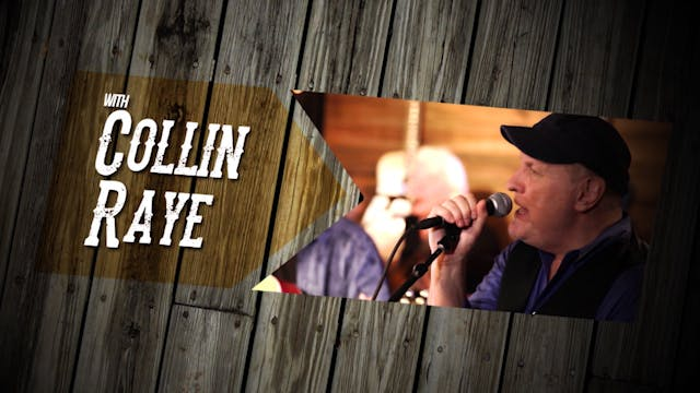 Songs & Stories with Collin Raye