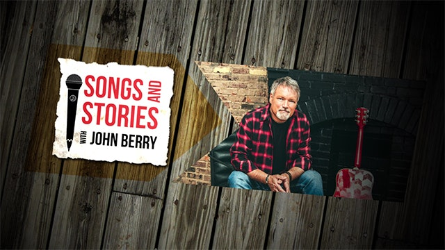 Songs & Stories with John Berry