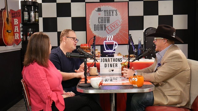 Trey's Chow Down Live, Episode 148, with Chef Jonathan Erdeljac