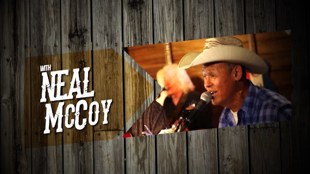 Songs & Stories with Neal McCoy