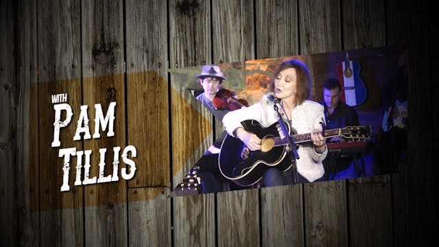 Songs & Stories with Pam Tillis
