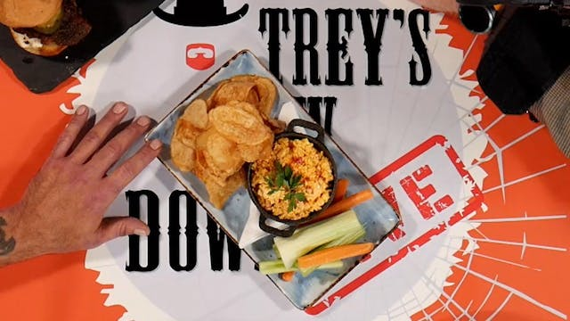 Trey's Chow Down Live, Episode 136, w...