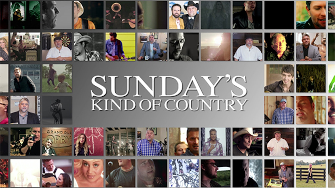 Sunday's Kind Of Country