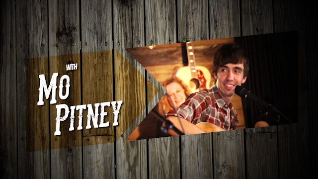 Songs & Stories with Mo Pitney