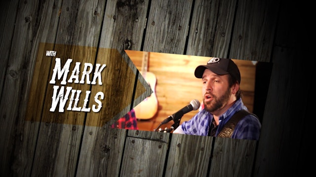 Songs & Stories with Mark Willis