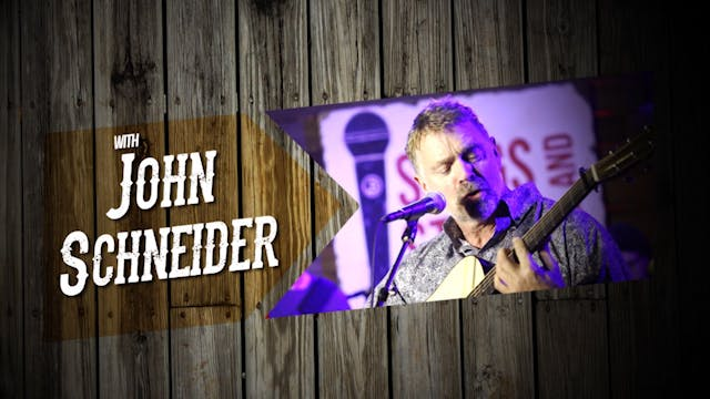 Songs & Stories with John Schneider