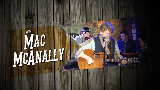 Songs & Stories with Mac McAnally
