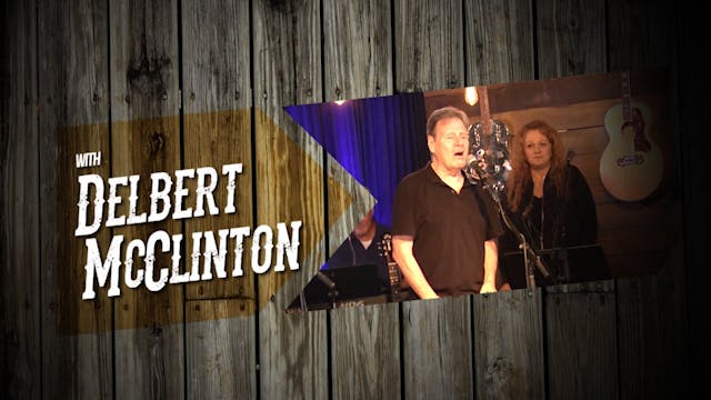 Songs & Stories with Delbert McClinton
