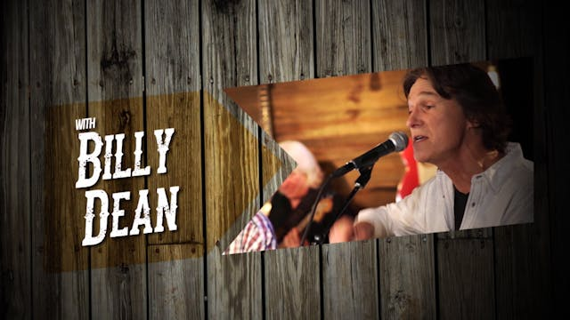 Songs & Stories with Billy Dean