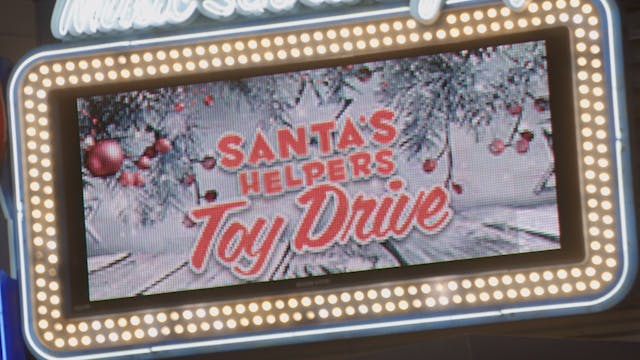Santa's Helper's Toy Drive 2017