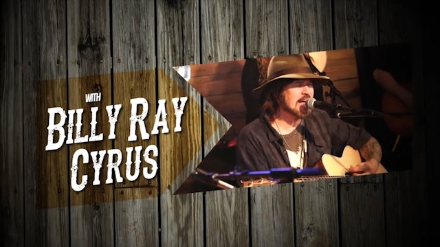 Songs & Stories with Billy Ray Cyrus