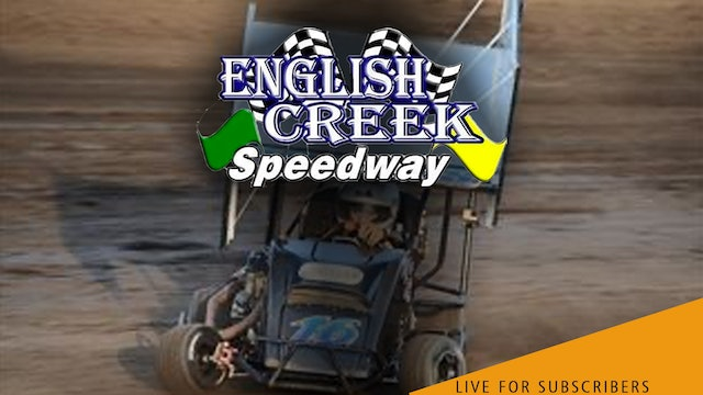 VOD   Outlaw Karts @ English Creek Speedway July 16, 2021