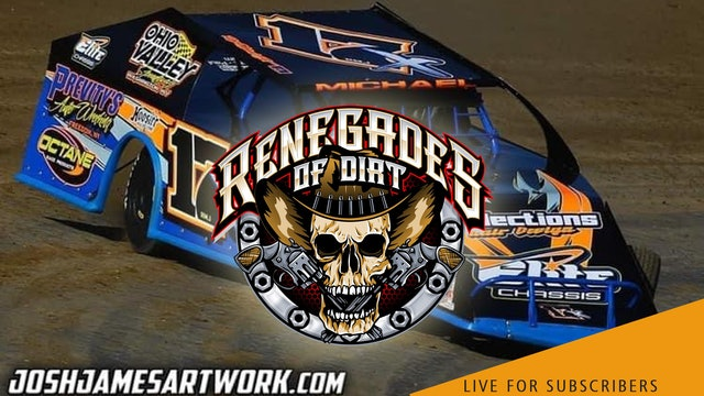 VOD | Renegades of Dirt Modifieds @ Hilltop Speedway April 16, 2021