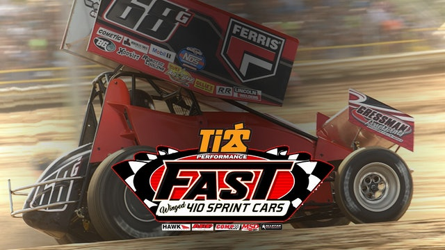 VOD | FAST 410 Sprint Series @ Atomic Speedway April 3, 2021