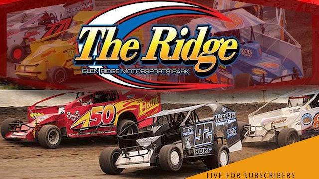 VOD | Modifieds @ Glen Ridge Motorsports Park Aug 29, 2021